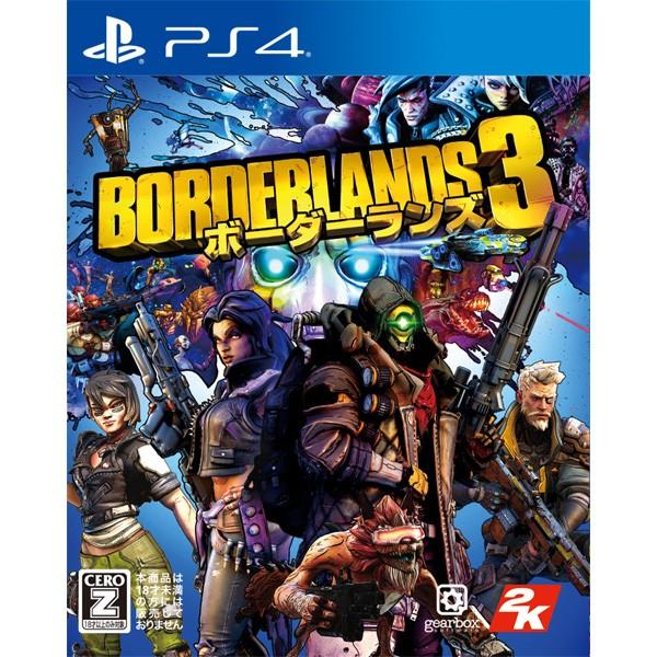 【中古】ボーダーランズ3 PS4 ソフト PLJS-36112 ...