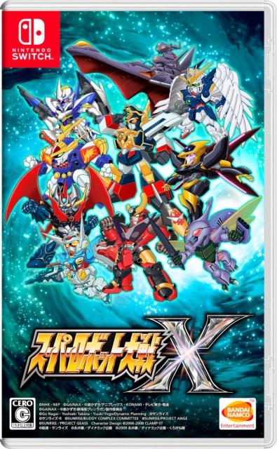 【新品】スーパーロボット大戦X Nintendo Switch ...