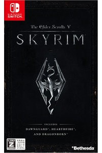 【中古】The Elder Scrolls V: Skyrim ニンテンド...