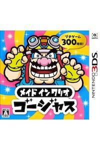 【中古】 メイド イン ワリオ ゴージャス 3DS ソ...