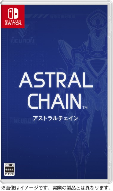 【中古】ASTRAL CHAIN Nintendo Switch ソフト ...