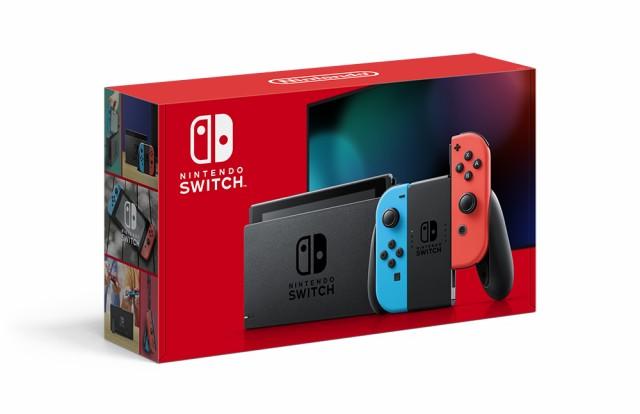 【中古】Nintendo Switch Joy-Con(L)ネオンブルー...