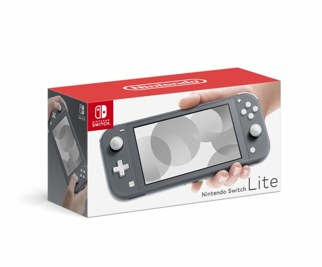 【中古】Nintendo Switch Lite グレー Nintendo S...
