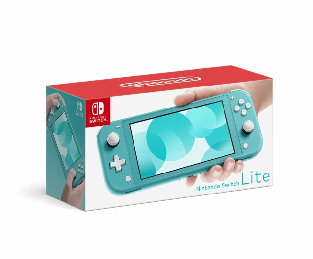 【中古】Nintendo Switch Lite ターコイズ Ninten...