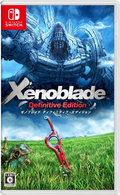 【中古】Xenoblade Definitive Edition(ゼノブレ...