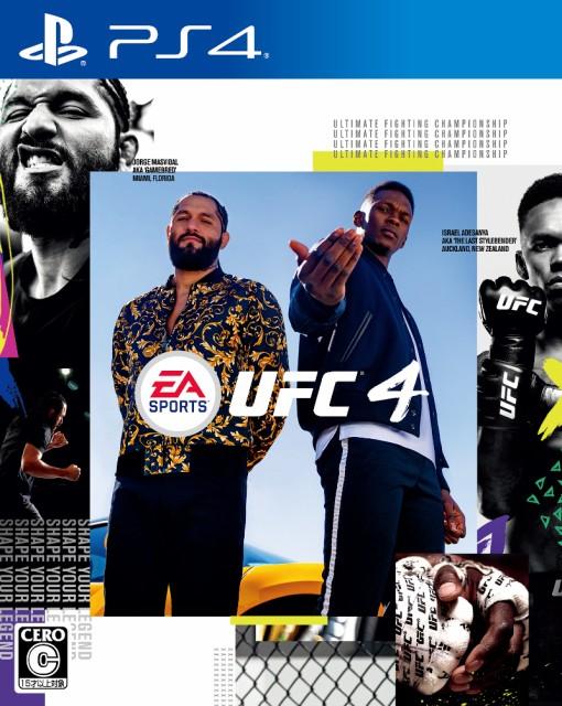 【中古】EA SPORTS UFC 4 PS4 ソフト PLJM-16661 ...