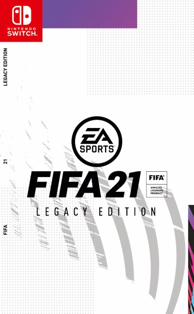 【中古】FIFA 21 LEGACY EDITION Nintendo Switch...