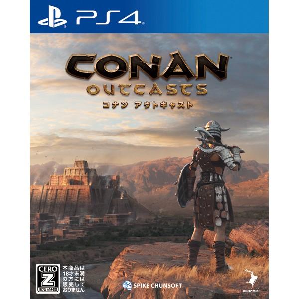 【中古】 コナン アウトキャスト PS4 ソフト PLJS...