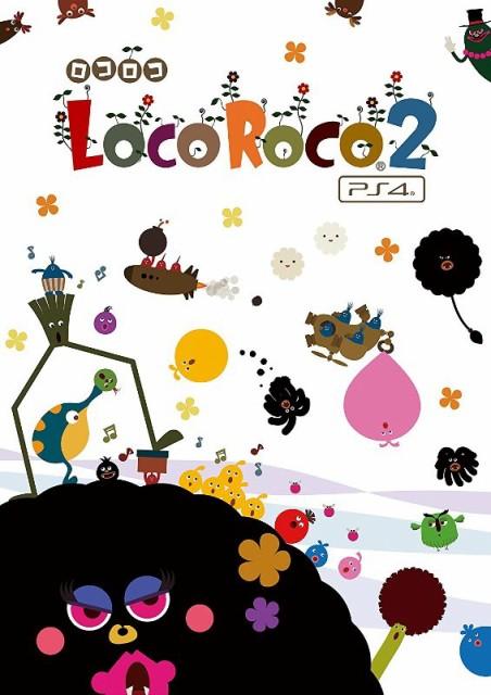 【新品】 LocoRoco 2 PS4 ソフト PCJS-66010