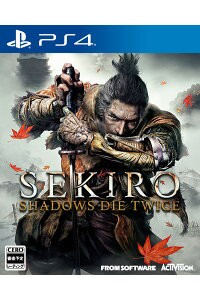 【中古】 SEKIRO: SHADOWS DIE TWICE  PS4 / 中古...