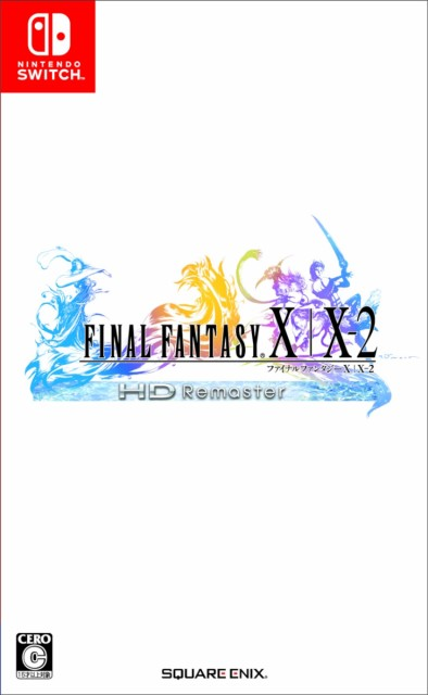 【中古】 FINAL FANTASY X/X-2 HD Remaster ニン...