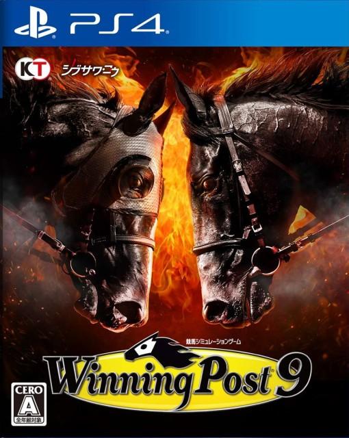 【中古】 Winning Post 9 PS4 PLJM-16387 / 中古 ...