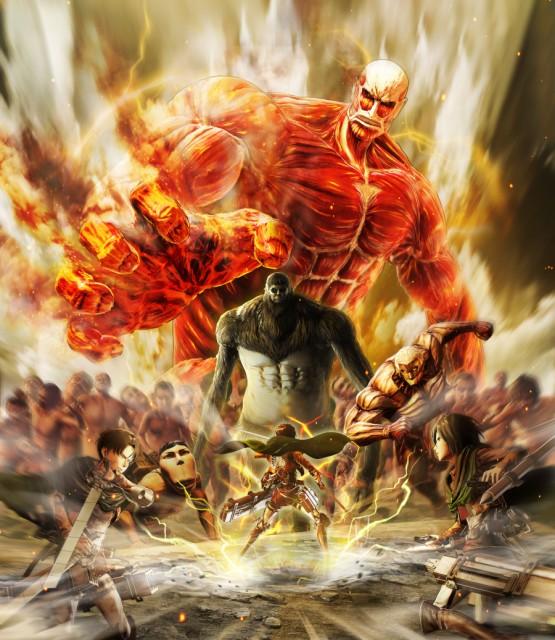 【中古】進撃の巨人2 -Final Battle- PS4 ソフト...