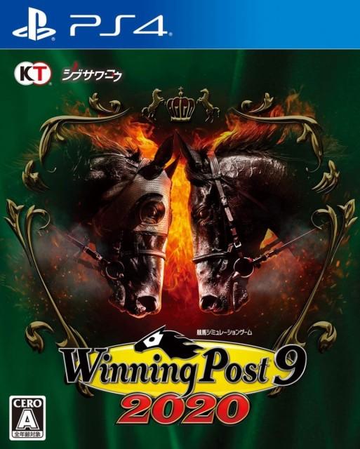 【中古】Winning Post 9 2020 PS4 ソフト PLJM-16...