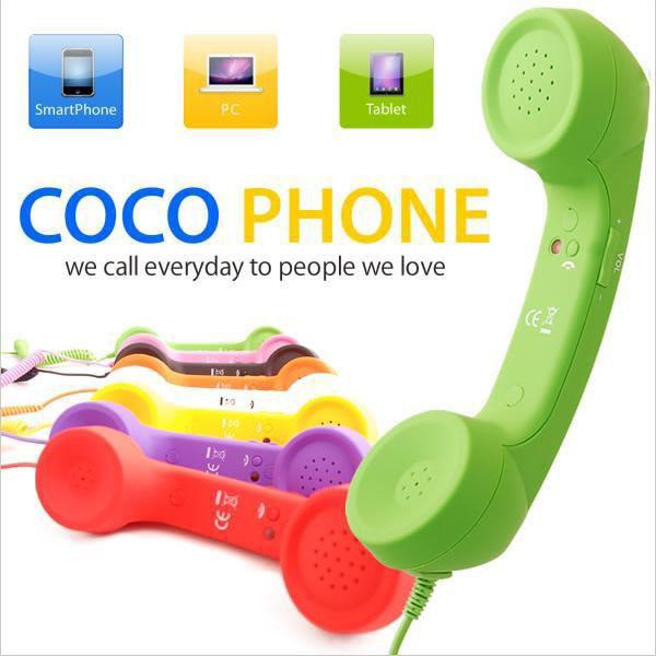 iPhone6/6Plus iPhone5S/5C スマホ受話器 イヤホ...