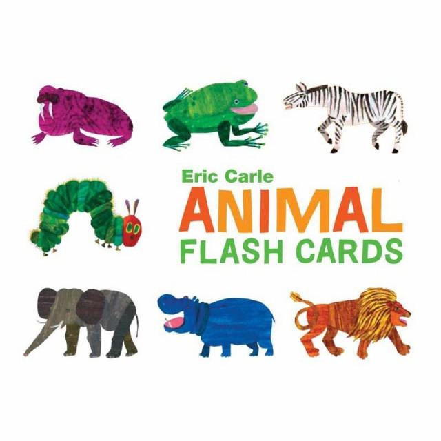 エリック・カール アニマルカード EC Animal Fl...