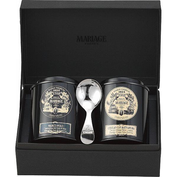 マリアージュ フレール 紅茶の贈り物  NGS-1C