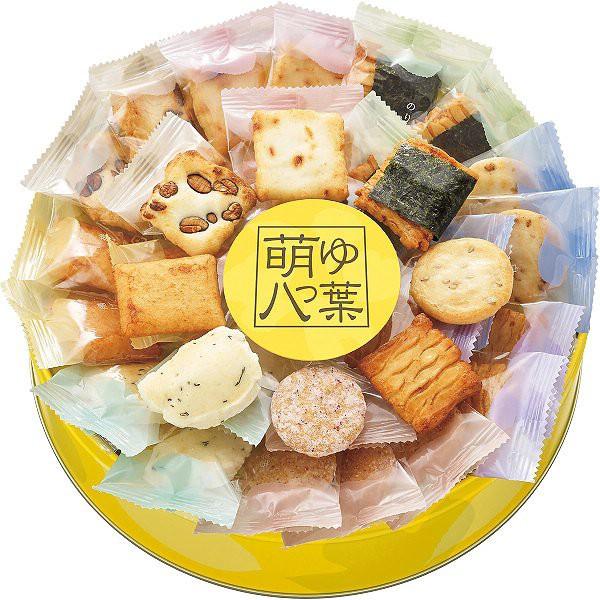 中央軒煎餅 萌ゆ八つ葉(52個)   15G