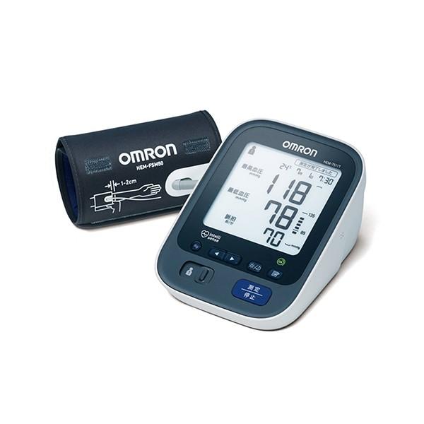 オムロン OMRON 上腕式血圧計 HEM-7511T 【送料無...