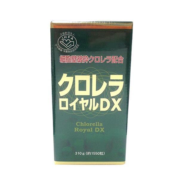 ユウキ製薬 クロレラロイヤルDX 1550粒 【ギフト...