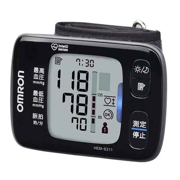 オムロン 手首式血圧計OMRON HEM-6311【ギフト対...
