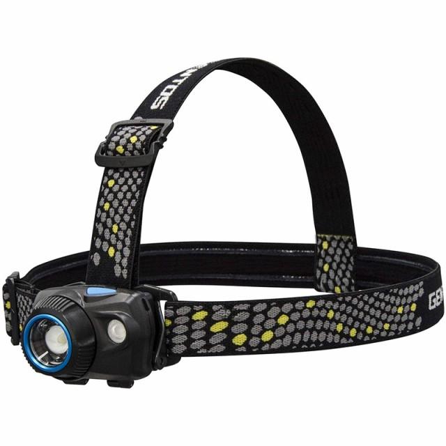 ヘッドライト LED ジェントス GENTOS WS-243HD ギ...