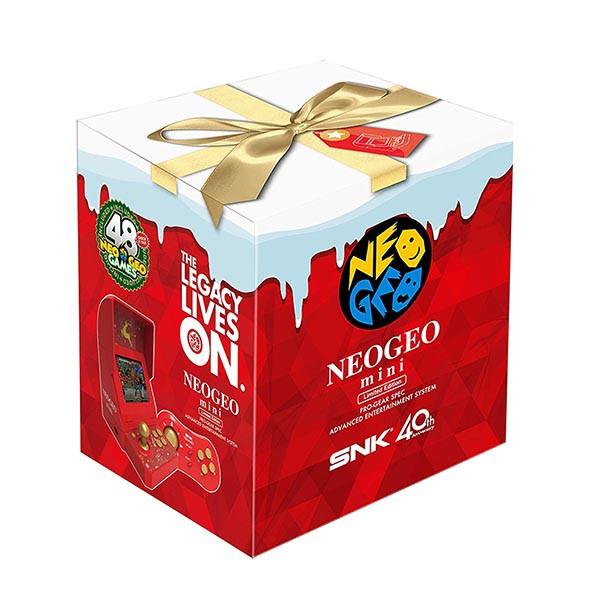 SNK NEOGEO mini ネオジオミニ クリスマス限定版 ...