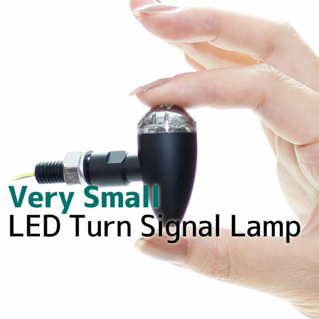 マイクロ ミニ LED ブレット ウインカー 超小型 ...