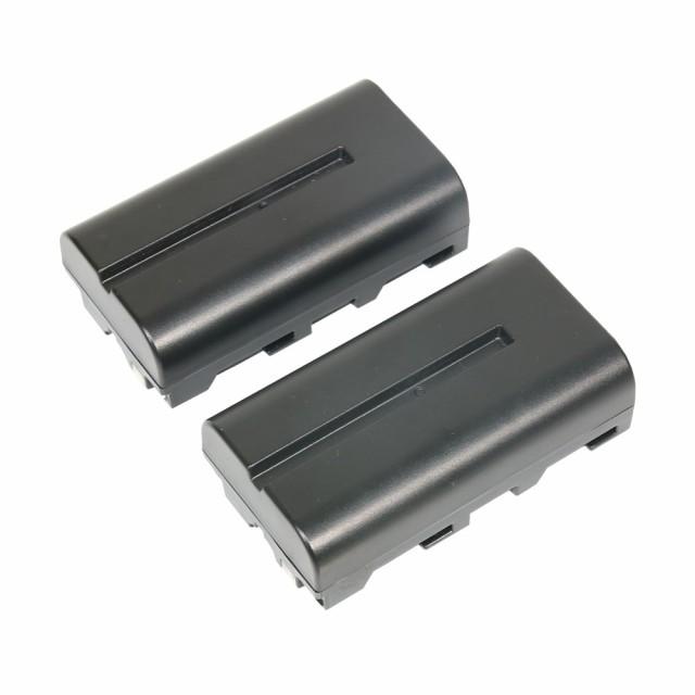 SONY ソニー NP-F550 NP-F570/5 互換 7.4V バッテ...