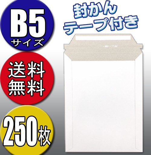 封筒 メール便 B5サイズ 高さ29CM×幅22,5CM 250...
