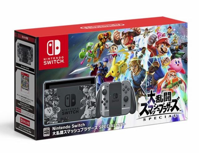 【新品】【即納】Nintendo Switch 大乱闘スマッシ...