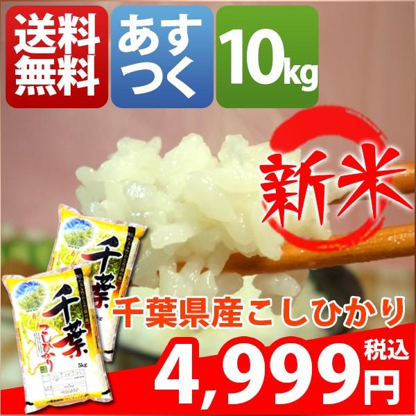 お米 10kg 安い 1等米 千葉県 白米 新米 コシヒカ...