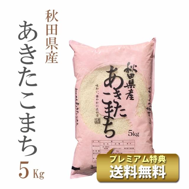 米 5kg 秋田県産 あきたこまち 1等米 令和2年 お...