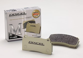 DIXCEL ブレーキパッド M Type Fr用 アウディ A4 ...