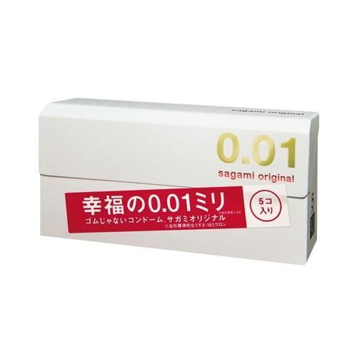 【メール便OK】サガミオリジナル001 5個入り コン...
