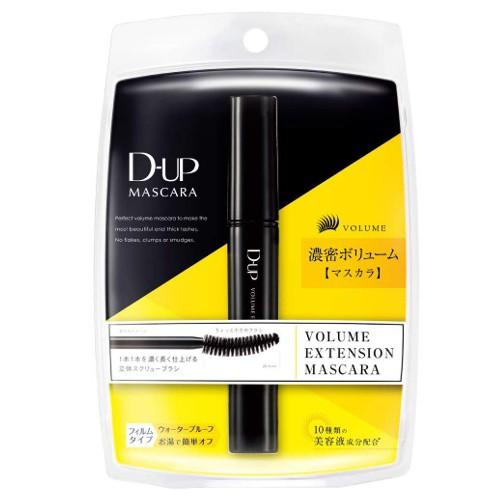 【メール便(定形外郵便)OK】D-UP マスカラ ボリ...