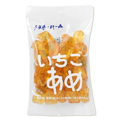 【●お取り寄せ】菊水製菓 いちごあめ 200g