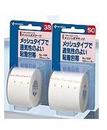 【ニチバン】メッシュポア テープ 38mm×5m...