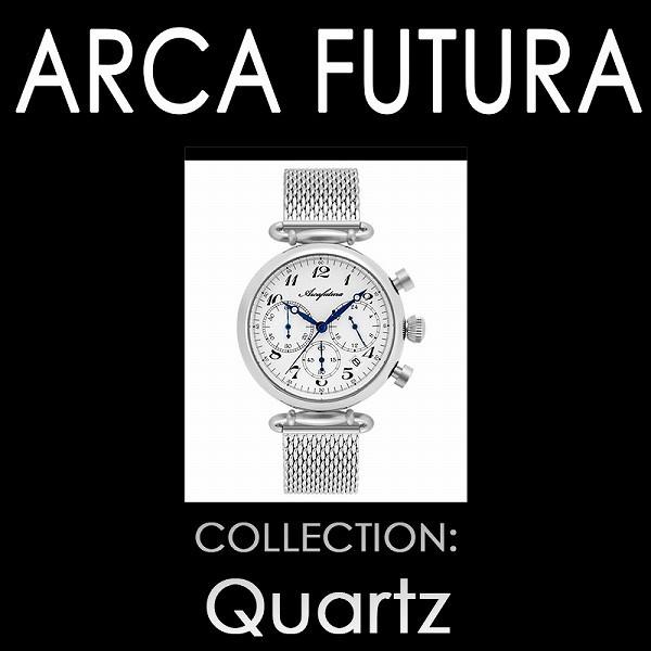 取寄品 正規品ARCA FUTURA腕時計 アルカフトゥー...