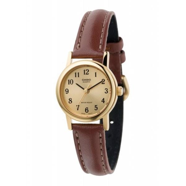 取寄品 CASIO腕時計 アナログ表示 丸形 LTP-1095Q...