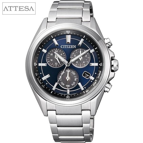 取寄品 正規品CITIZEN ATTESA腕時計 BL5530-57L ...