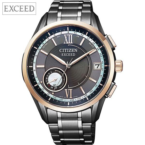 取寄品 正規品CITIZEN EXCEED腕時計 CC3055-52F ...