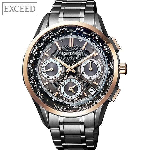 取寄品 正規品CITIZEN EXCEED腕時計 CC9055-50F ...