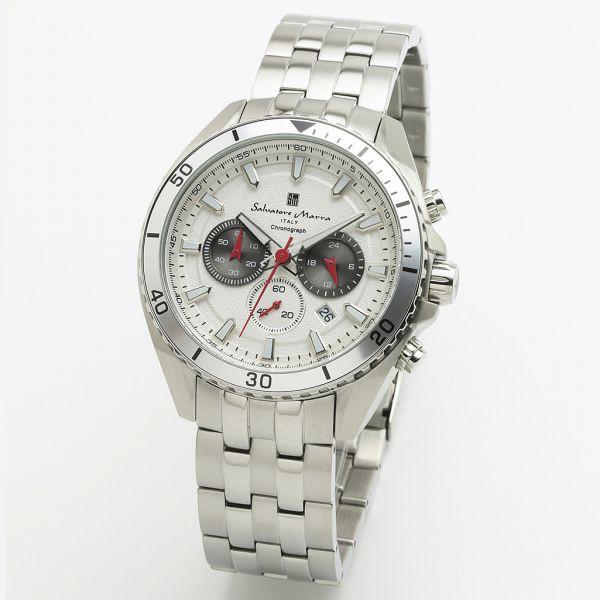 取寄品 正規品 Salvatore Marra 腕時計 サルバト...