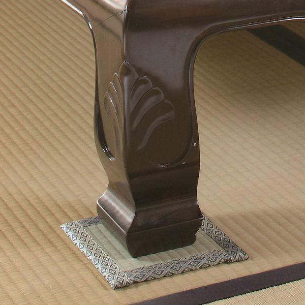 座卓敷き い草 テーブルの下敷き 4枚セット 畳の...
