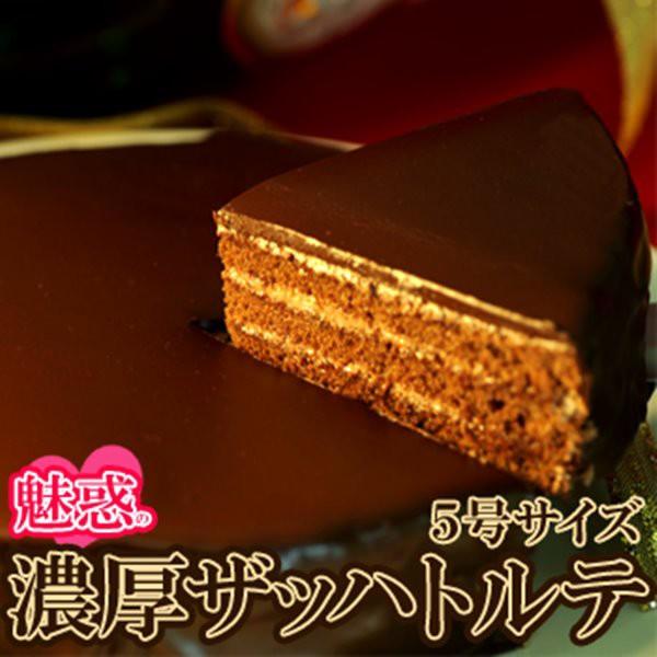 ザッハトルテ 濃厚 チョコレートケーキ チョコレ...