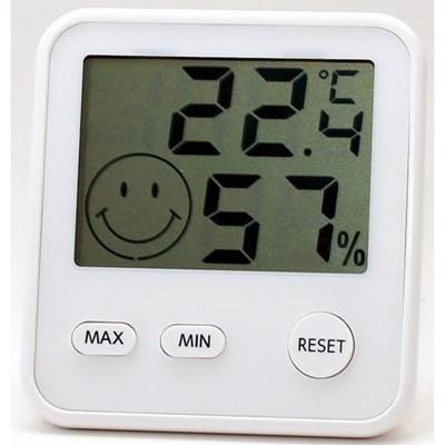 温湿度計 温度計 湿度計 デジタル 小型 卓上 最高...
