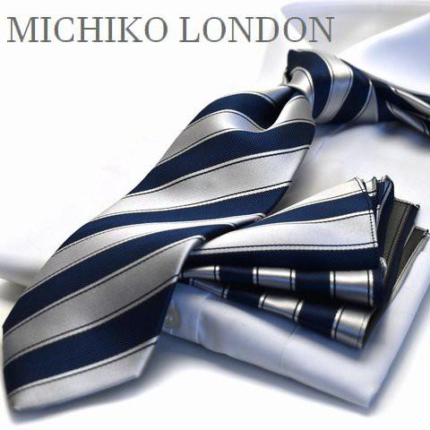ネクタイ ブランド MICHIKO LONDON  MHT-84 日本...