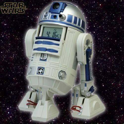 STAR WARS R2-D2 サウンド&ムービングアラームク...