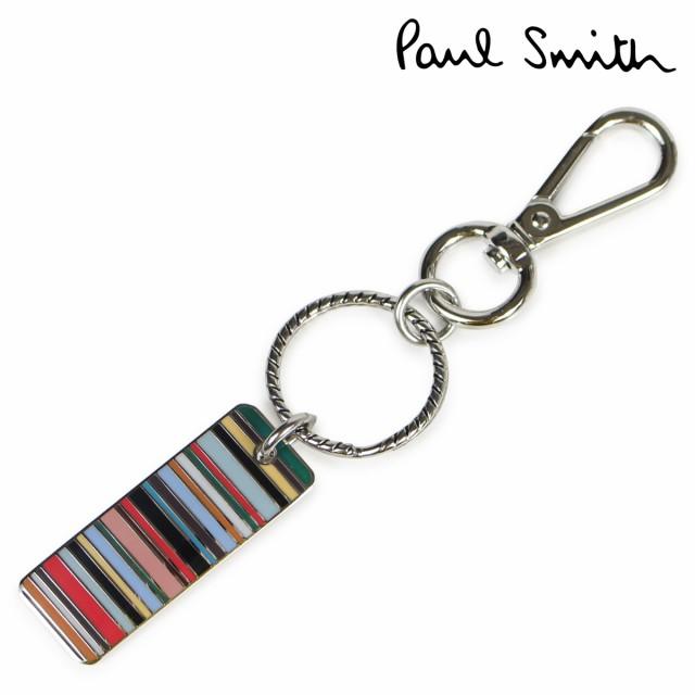 ポールスミス キーリング Paul Smith キーホルダ...